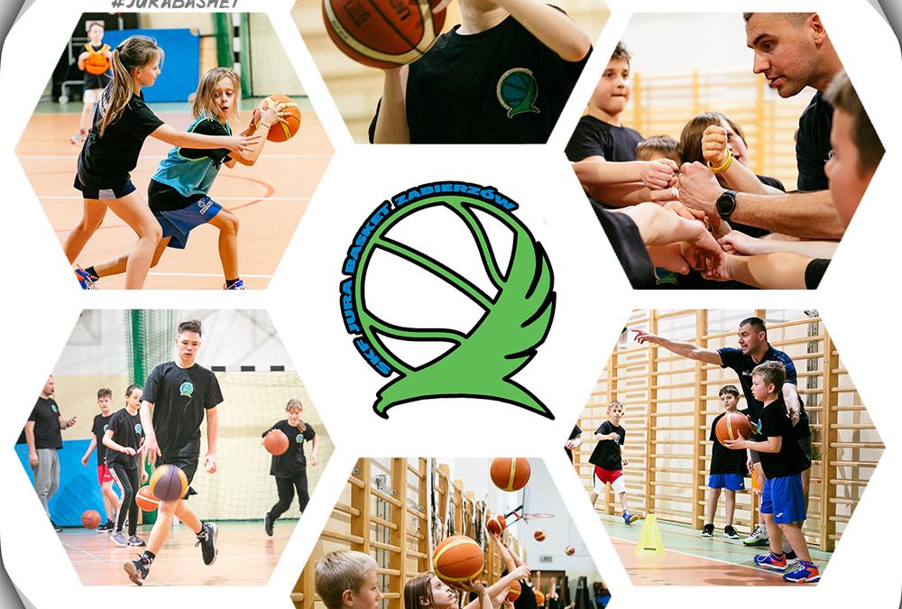 Półkolonie z Jura Basket Zabierzów