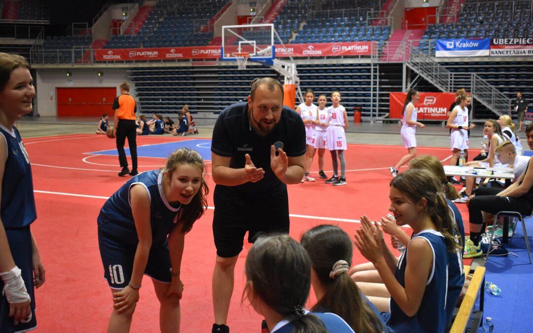 Turniej koszykówki w Tauron Arena Kraków