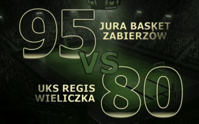 Wygrywamy z UKS Regis Wieliczka!!!
